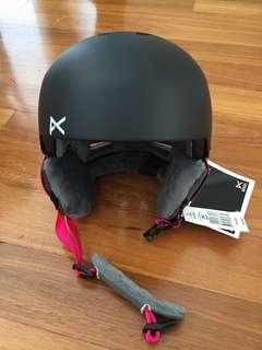 Ladies Snowboard helmet BNWT