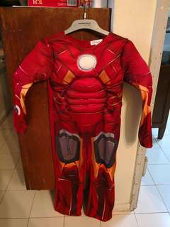 Disneyland Paris Iron Man Costume