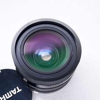 Tamron 28-50mm Pentax K mount lens