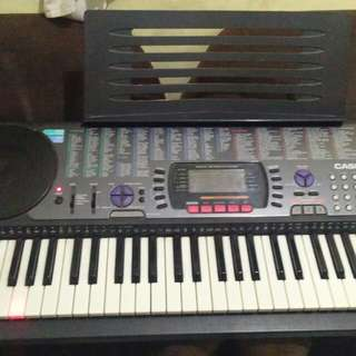 Casio Ctk-620l