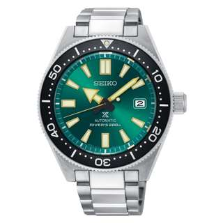 精工 SEIKO PROSPEX GREEN Limited Edition AUTOMATIC 自動錶 DIVERS 200M SPB081J1