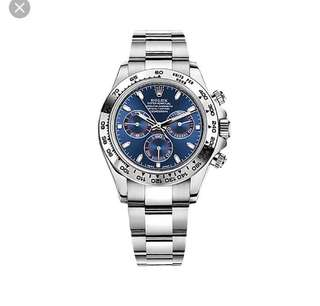 BUYING WHITE GOLD ROLEX DAYTONA