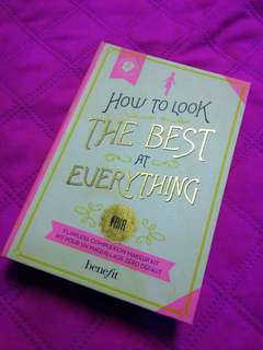Benefit Auth how to look the best at everything fair