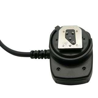 唯卓 SC-29 Nikon 閃光燈TTL線 閃光燈 引閃線同步線 延長線 離機閃光燈 觸發器 閃燈離機線 樂華