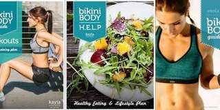 Bikini body ebook Kayla itsines