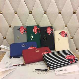Branded wallets (authentic quality)