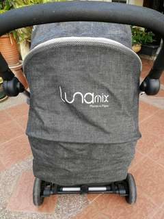 Mamas & Papas Luna Mix Denim