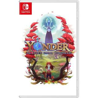 [NEW NOT USED] SWITCH Yonder: The Cloud Catcher Chronicles Nintendo H2 Interactive Adventure Games