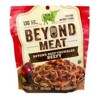 Beyond Meat 植物牛肉碎 (素肉)