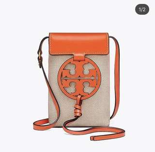 Miller Canvas Phone Cross Body