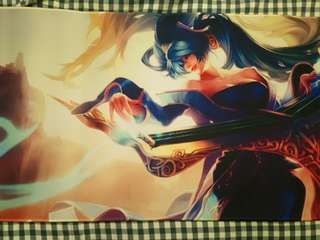 League of Legends Sona Mouse Pad