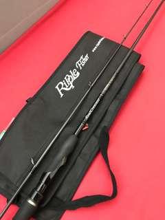 Ripple Fisher Rod