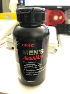 GNC Men's Arginmax