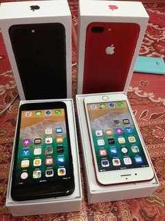 Rush Iphone 7plus 32gb Factory unlocked not gop