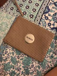 Mimco limited edition medium pouch
