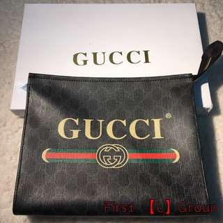Raya bag Ready stock - Gucci Clutch - Full set