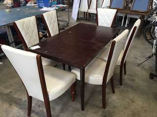 Japan 6 Seaters Dining Table