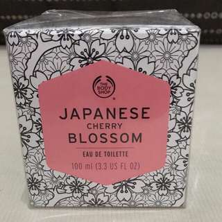 The Body Shop EDT - Japanese Cherry Blossom 100 ml