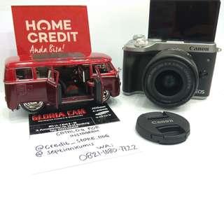Kredit Kamera Canon M6, PROMO BUNGA 0%