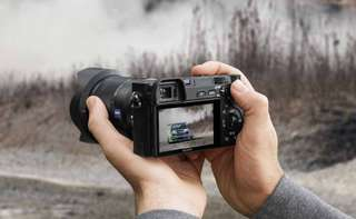 kredit kamera sony A6300 Proses 3 menit cicilan 0% tanpa kartu kredit