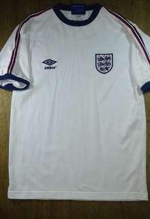 Umbro England Football Jersey