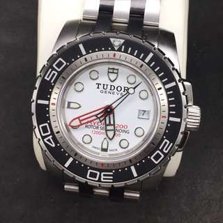 Tudor Hydronaut 1200M #25000 Auto New Full Set