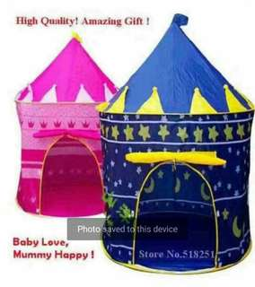 cute tent for kids