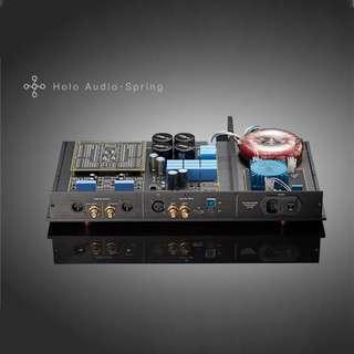 Holo Audio Spring R2R DAC Hi-end DSD DAC