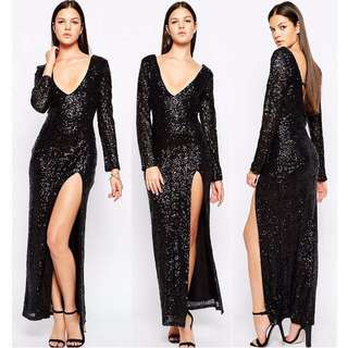 Black Dress Size 4 6 8 10 12 14