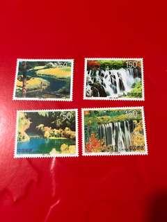 中國郵票1998-6