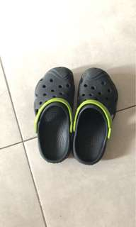 Genuine Crocs size J2