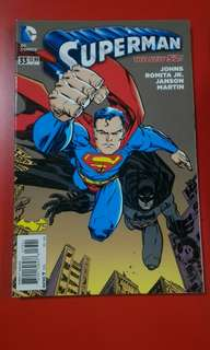 Superman #33 Batman 75th