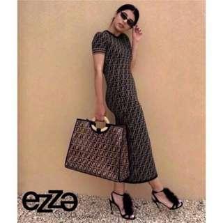 Fendi dress ; shop