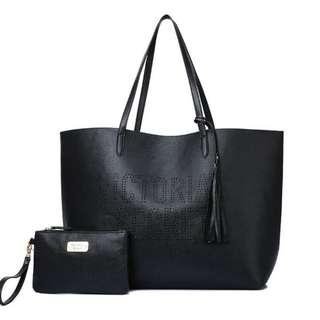Victoria's Secret Flower Bag