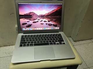 Mac book air 13inch.model 2013.100%working