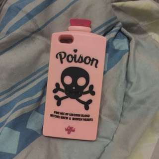 iPhone 5 Poison Case