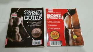 Complete Training Guide + Complete Guide to Home Workouts