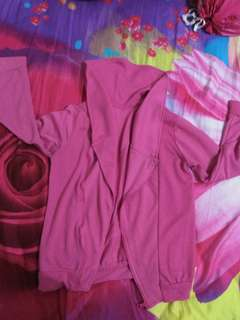 Jacket In Korea Pink
