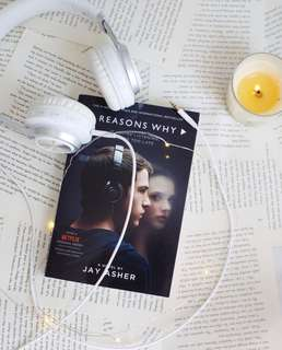 THIRTEEN REASONS BY by jay asher
