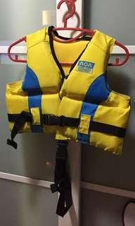 🏊♂️ good quality Club aqa swim vest, safe swimming 🏊♂️