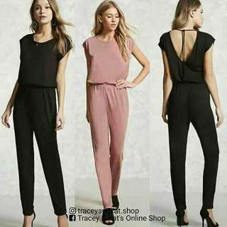 F21 Inspired Jumpsuit