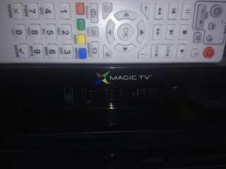MAGIC,TV5000 高清盒