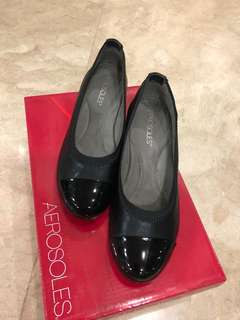 Aeroles wedge shoes