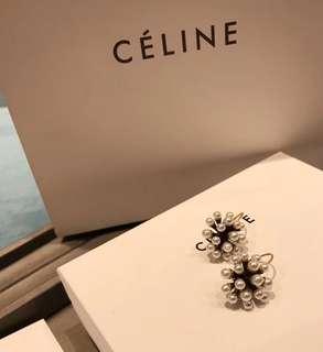 Celine 款 耳環