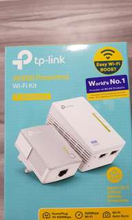TP-Link Wifi Powerline Kit