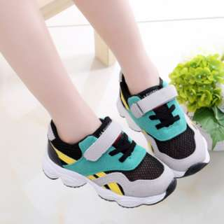 KIDS BREATHABLE CASUAL SHOES