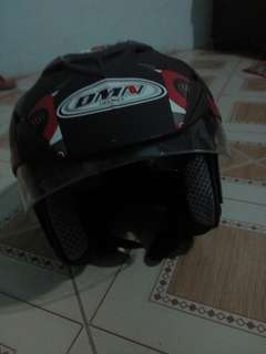 Helm DMN asli