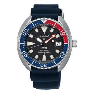 original us$450, now only hk$2280,100% new SEIKO PROSPEX PADI SRPC41J1手錶,