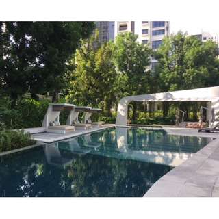 [FOR RENT] ARDMORE RESIDENCES 4+1 @ ARDMORE PARK, PARTIAL FURNISHED, HIGH FLOOR