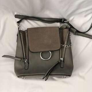 "Chloé ""faye"" inspired backpack"